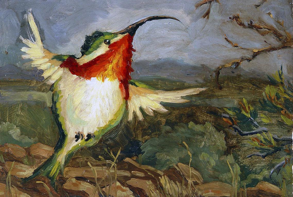 """Manzano Bird"""