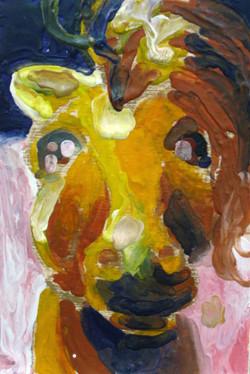 Butterscotch Pony 2