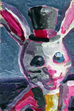 Bendy Magician Bunny