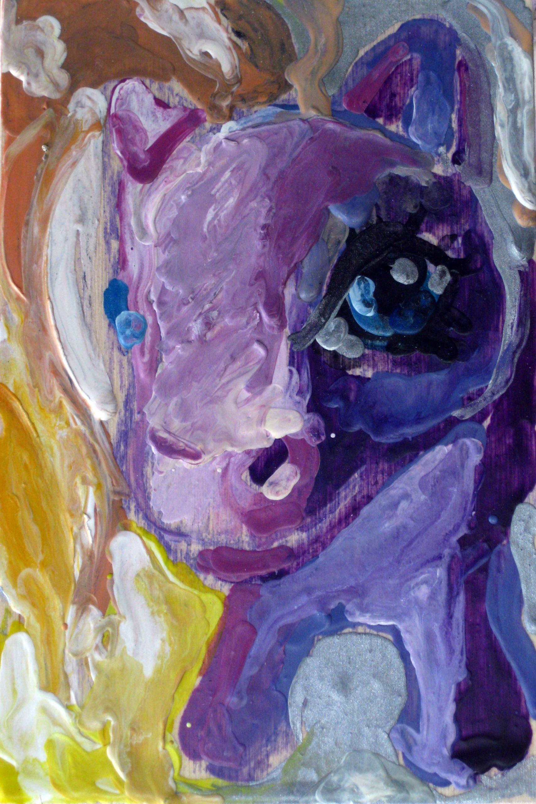 Lavender Pony