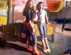Sara and Liz