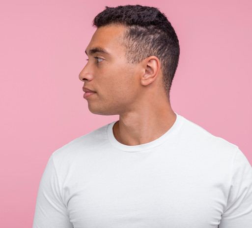 handsome-man-posing-from-profile-with-co