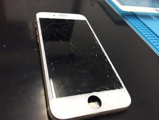 板橋区よりiphone6sのガラス液晶修理のお客様よりご依頼。iphone出張修理24時間(出張修理)