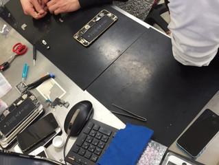 iPhone修理開業研修(講習)を実施しております。