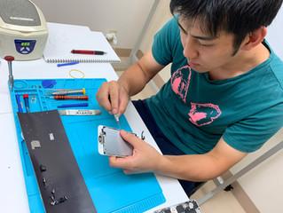 iPhone修理フランチャイズ(FC)加盟店募集!富山県より講習にお越しいただきました。