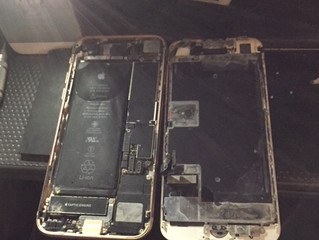 iPhone水没 出張修理 渋谷区