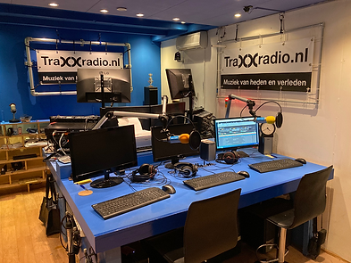 TraxxRadio-Studio