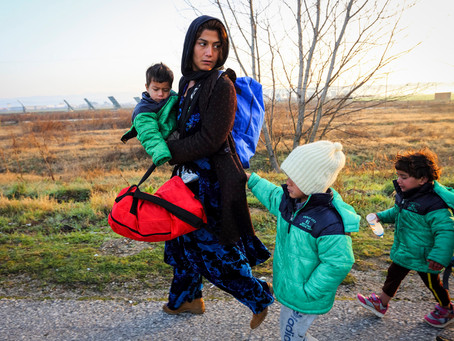 Refugee Families: The Dangers of Family Separation