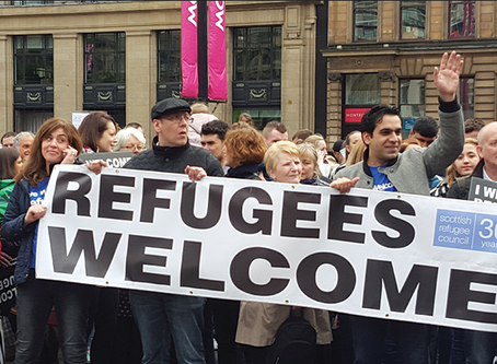 A Brief History of Refugees in Scotland