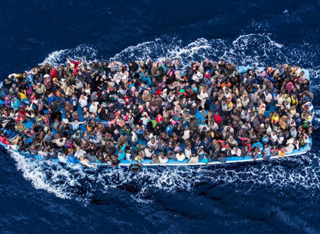 Background: The Syrian Refugee Crisis