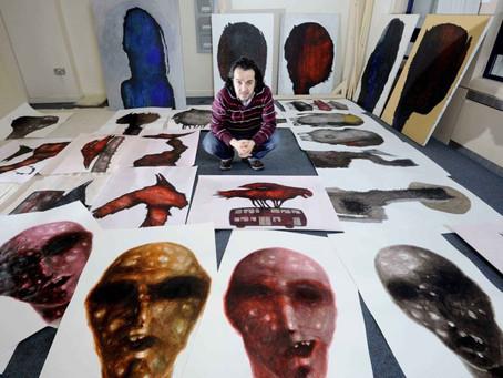 Artist Spotlight: Nihad Al Turk