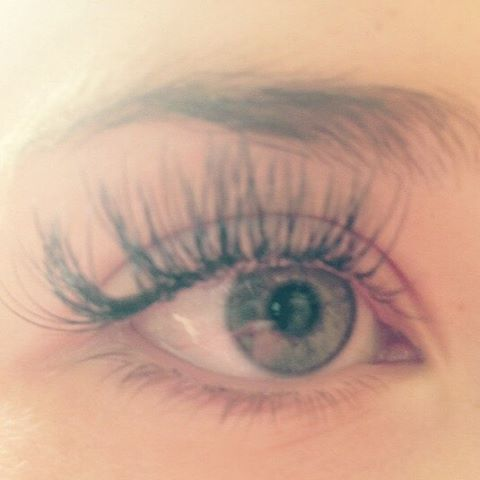 Debbie's client after her fill 🙌🏼_#eyelashextensions #eyelash #eyelashes #misencil #misencillashes