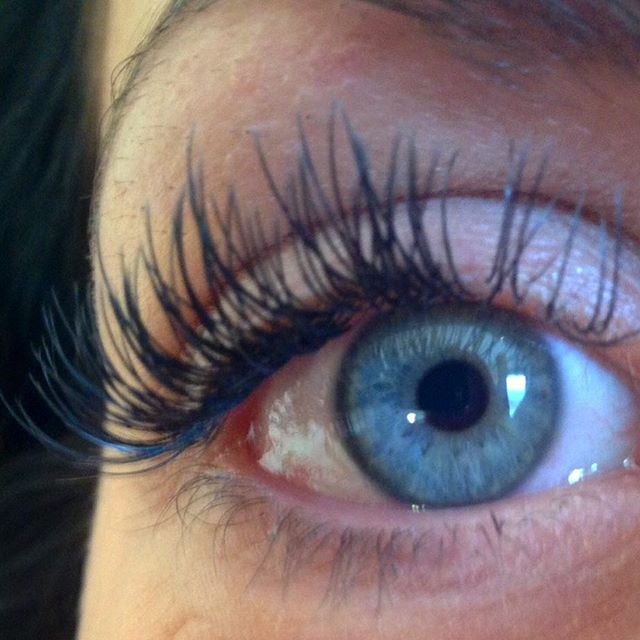 Debbie's client after her fill 😍_#eyelashextensions #eyelash #eyelashes #misencil #misencillashes #