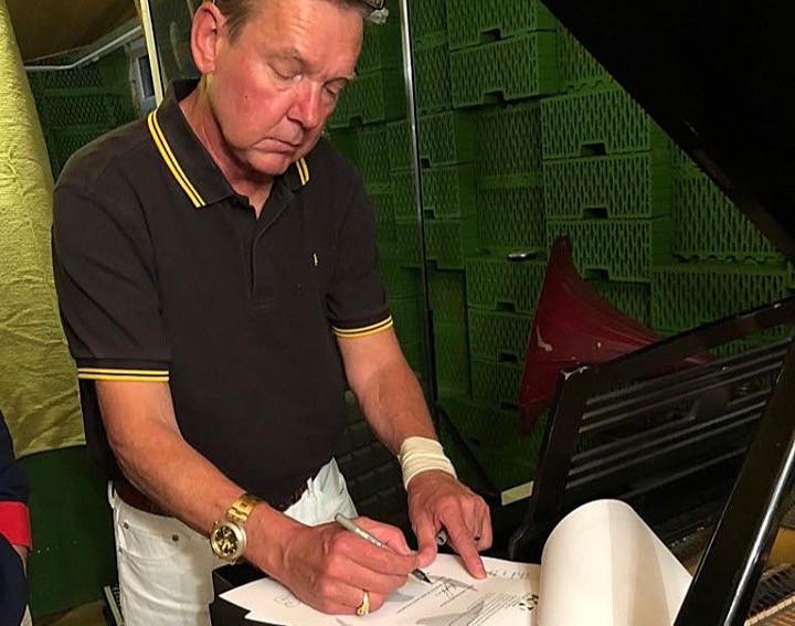 Composer Nigel LOWIS - UK