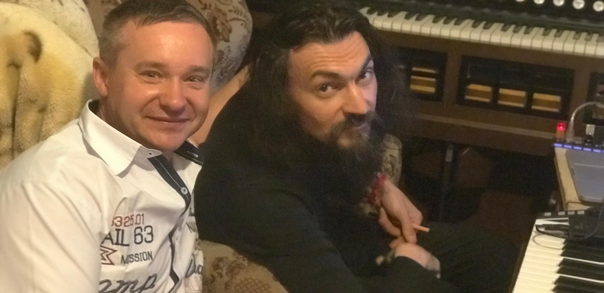 Varhan Orchestrovič Bauer a Roman Rossi