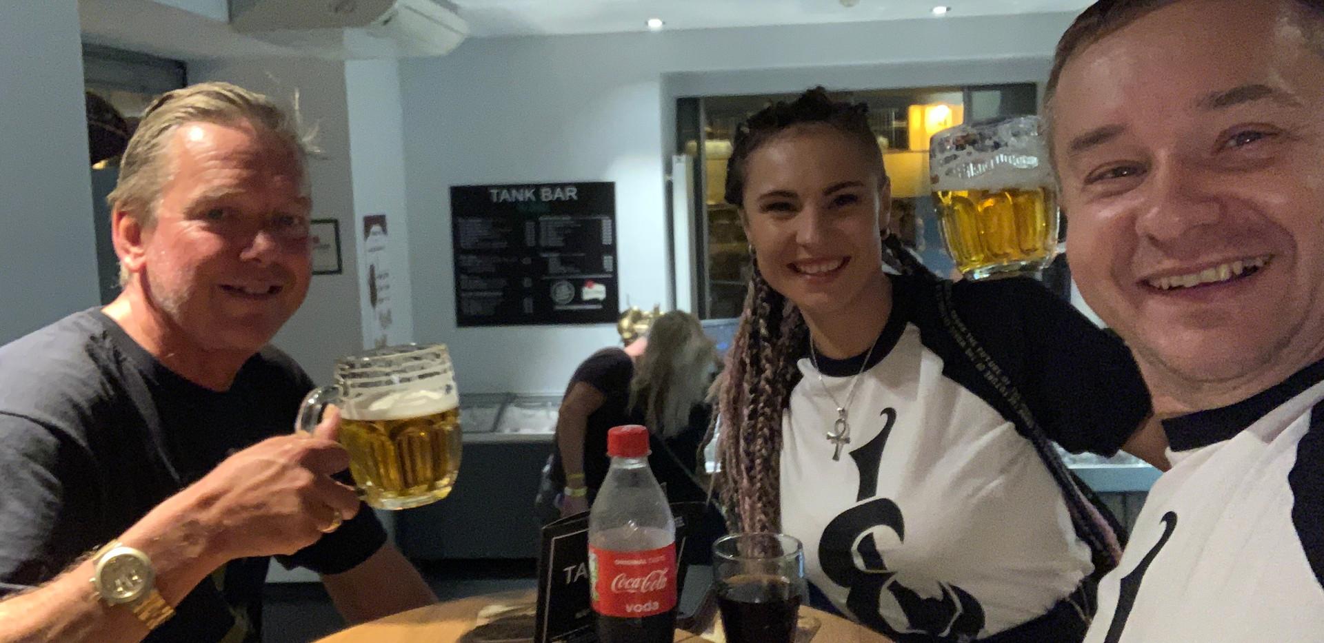 Skladatelé milují pivo :-)