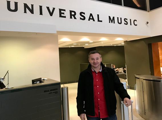 Universal Music in UK