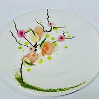 Cured king fish