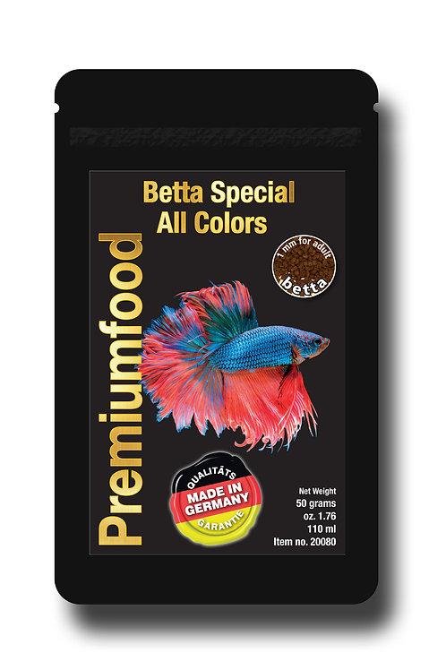 Betta Special Food