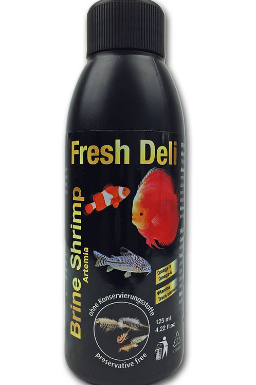 Fresh Deli Brine Shrimp