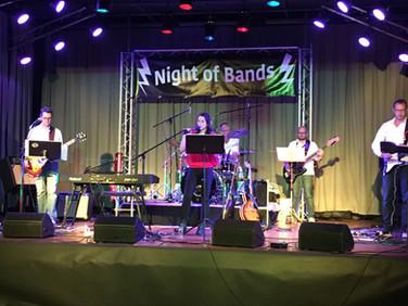 Konzert Night of Bands 2016