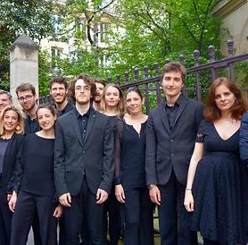 Concert 9 août 21 h Ensemble Le Cenacle.