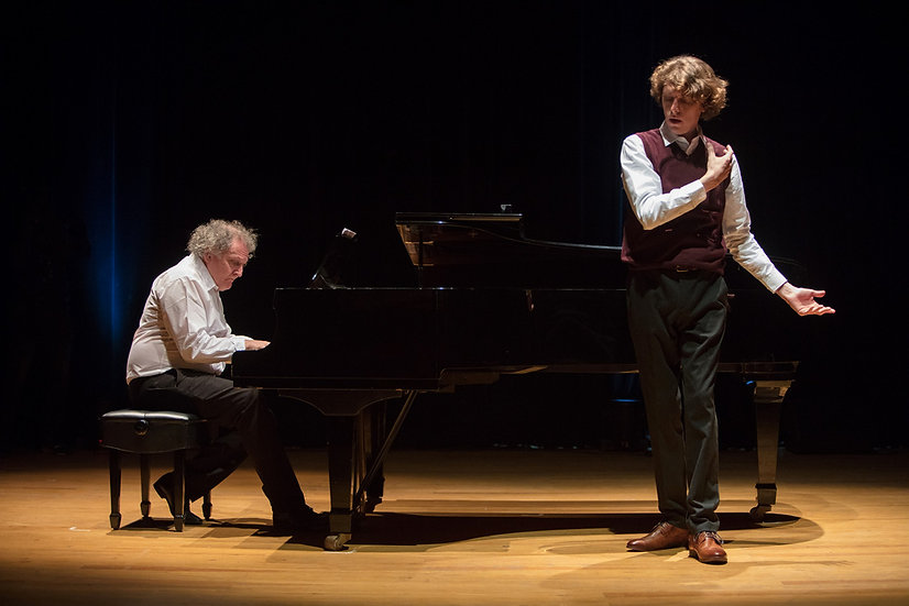 Récital Ténor et Piano