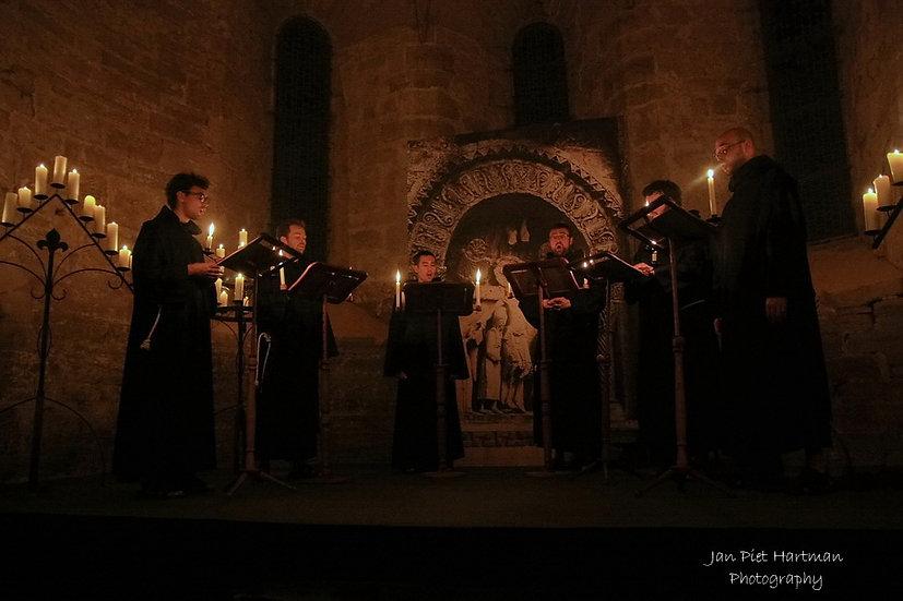 Programme Marial a cappella