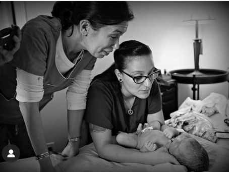 What do we Midwives do when we aren't at a birth?