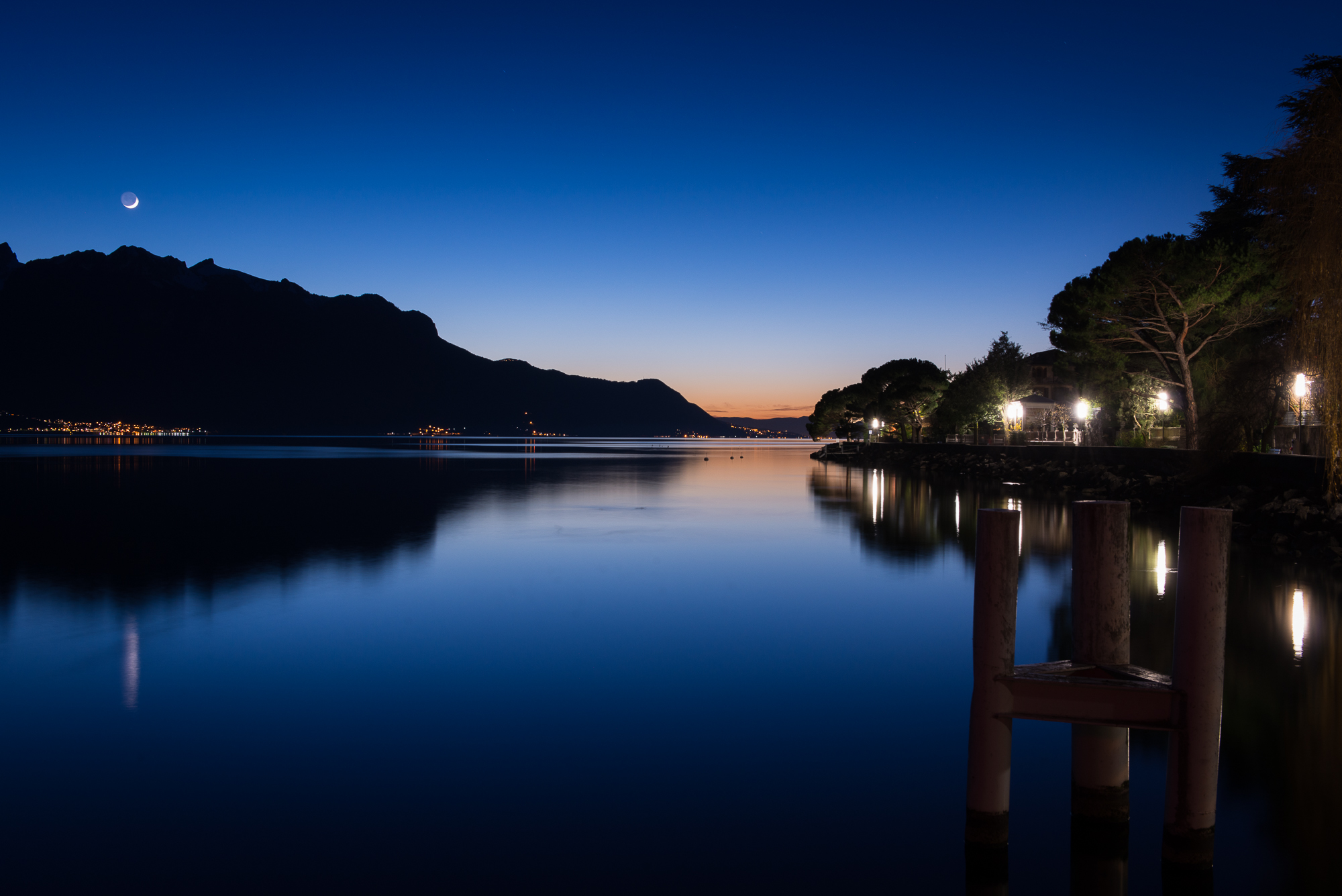 lac leman, montreaux, switzerland