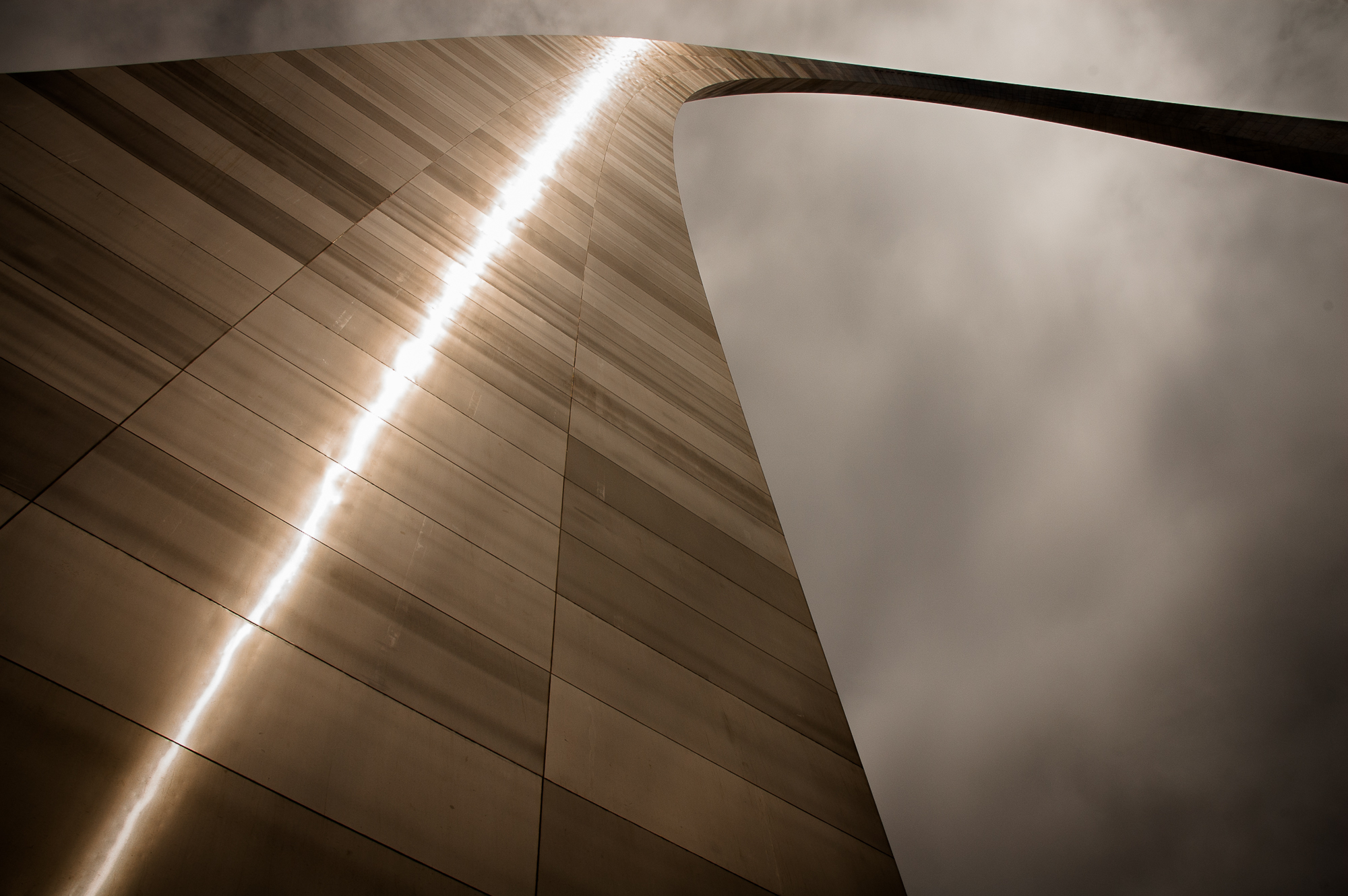 the arch, st. louis, mo, usa