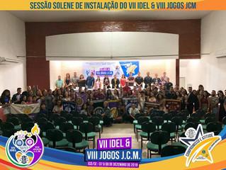 VIII IDEL & Jogos JCM do Distrito LEO LA-4
