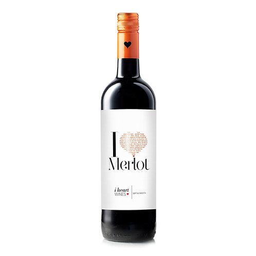 i heart Merlot 6x75cl