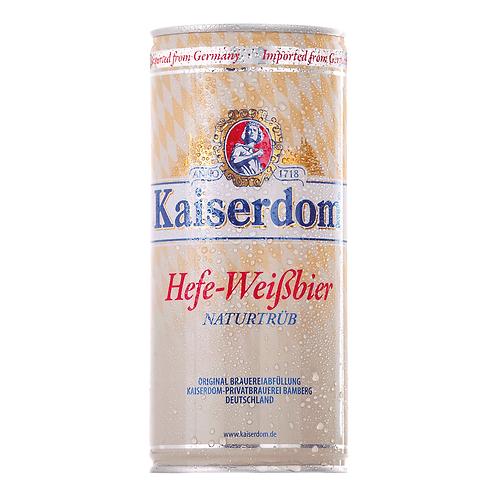 Kaiserdom Hefe-Weissbier CAN 12x1Litre