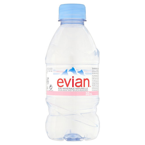 Evian 24x330ml