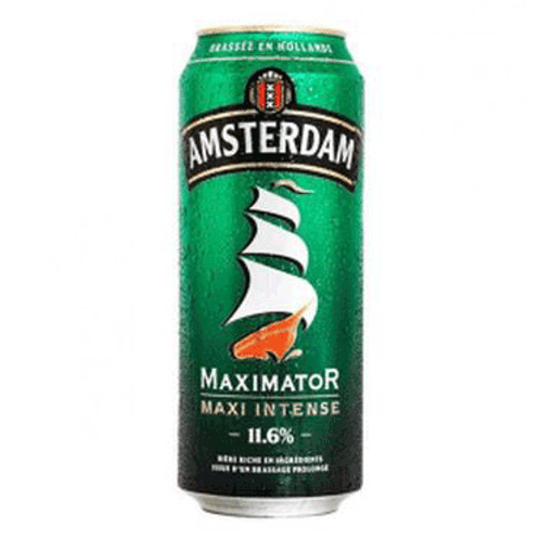 Amsterdam Maximator CAN 24x500ml