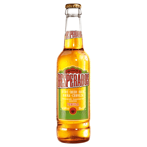 Desperados Tequilla Beer NRB 24x330ml