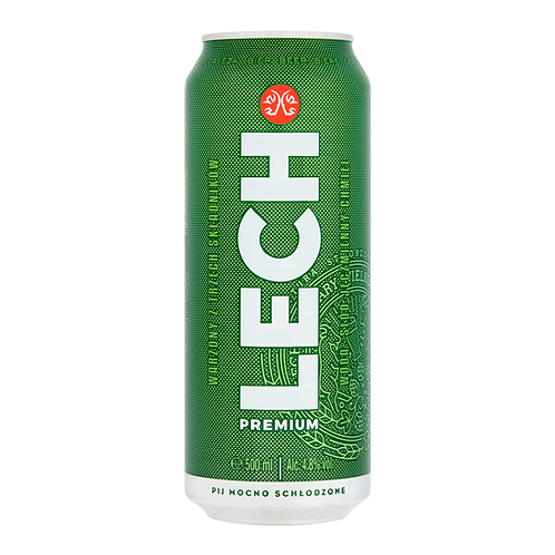 Lech CAN 24x500ml
