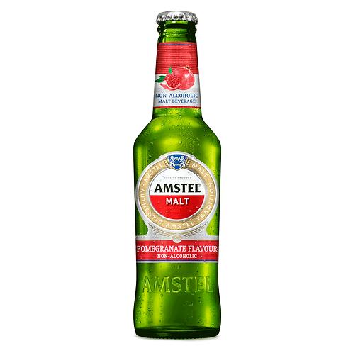 Amstel Malt Pomegranate NRB 4x6x330ml