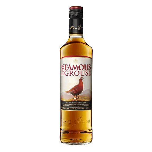 The Famous Grouse Blended Scotch Whisky 6x70cl