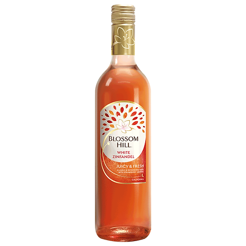 Blossom Hill White Zinfandel 6x75cl