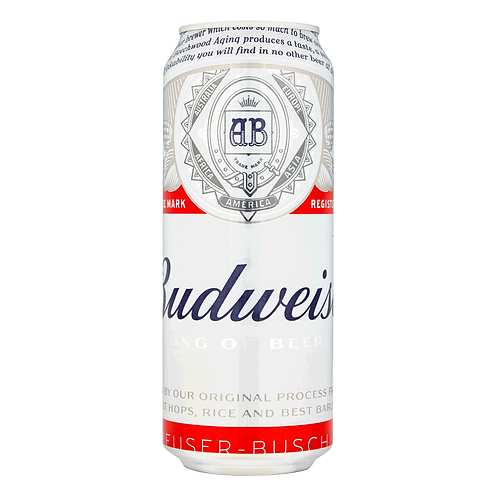 Budweiser CAN 6x4x500ml