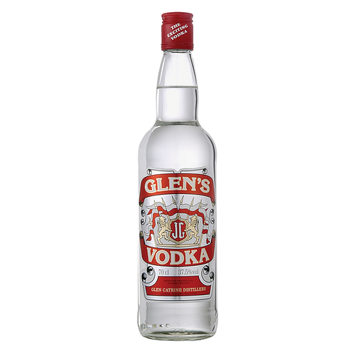 Glen's Vodka 6x70cl