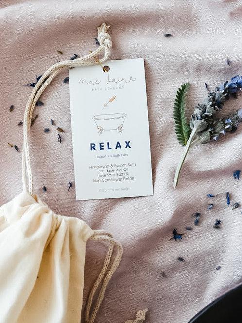 Relax Bath Teabag
