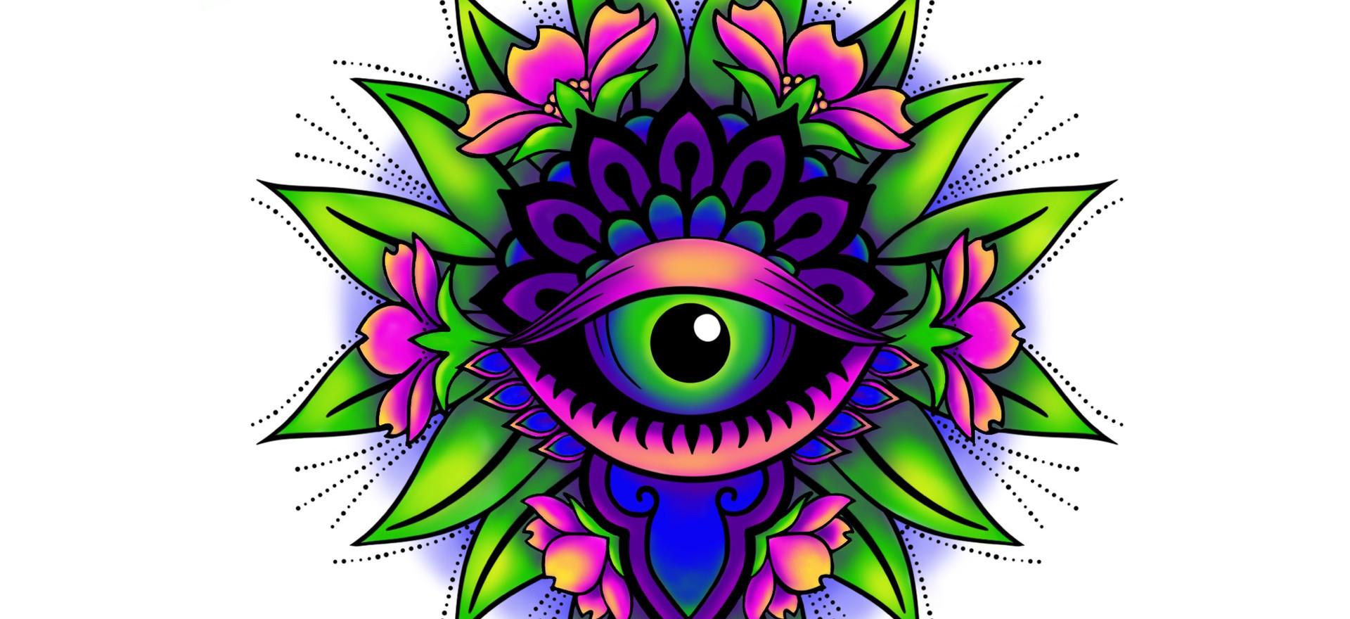 Real Eye Zing Art