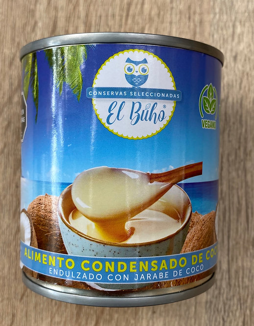 Alimento Condensado a base de Coco