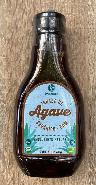 Jarabe de Agave Orgánico Raw Manare