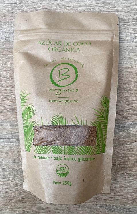 Azúcar de Coco Orgánica 250g