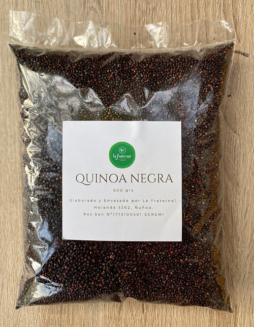 Quinoa Negra Natural 500g