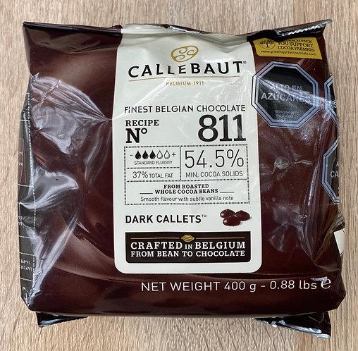 Chocolate Belga 54.5% 440grs